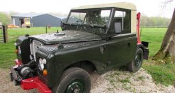 LANDROVER SERIES BREAKDOWN TRUCK