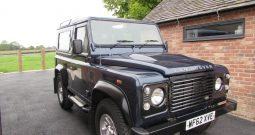 LANDROVER DEFENDER 90 2012 2.2 TDCI STATION WAGON STYLE