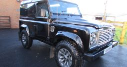 LANDROVER DEFENDER 90 2011 TDCI COUNTY HARD TOP