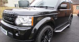 LANDROVER DISCOVERY HSE LUXURY 2013