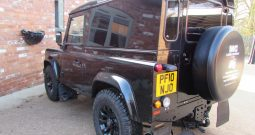 LANDROVER 90 TDCI COUNTY HARD TOP 2010