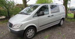 MERCEDES VITO TRAVELINER 2007