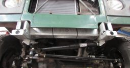LANDROVER DEFENDER 90 TDI GALVANISHED CHASSIS RE-BUILD