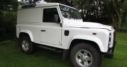 LANDROVER DEFENDER 90 2.2 TDCI COUNTY HARD TOP 2012